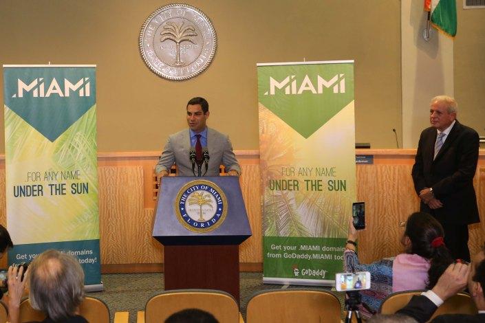 Commissioner Francis Suarez